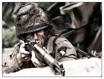 步枪 兰德 m1/缺点